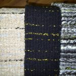 Jay, Blackbird and Siskin rugs (details)